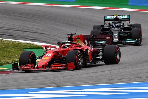 VIDEO: Hoe Leclerc in Spanje Bottas verschalkte