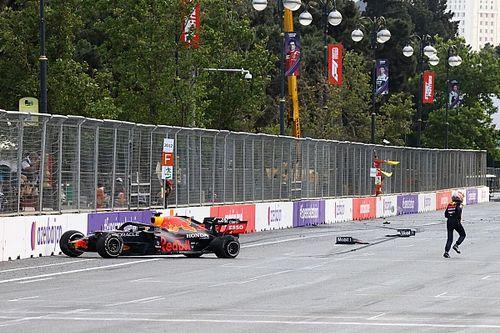 Villeneuve, lastik patlamalarının ''utanç verici'' olduğunu söyledi