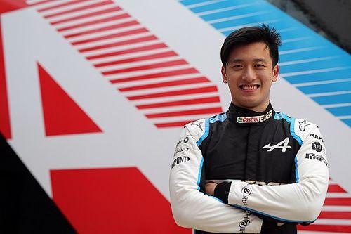 F1: Zhou ganha ainda mais força como favorito à segunda vaga da Alfa Romeo em 2022