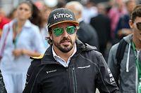 """ألونسو يعترف """"بجاذبية"""" سباق دايتونا 500"""