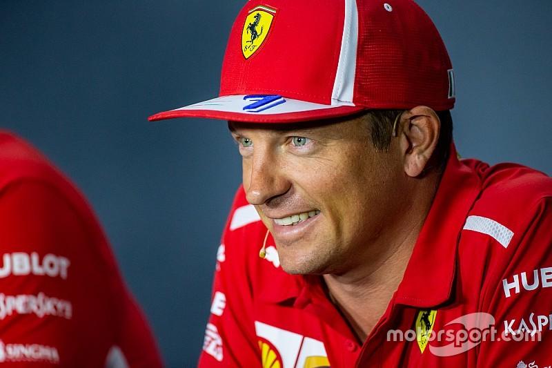 Raikkonen vuelve a Sauber en 2019