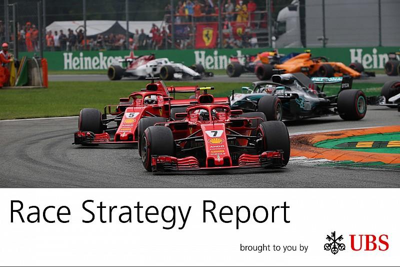 Strategy Report: How Ferrari's battle plan fell apart