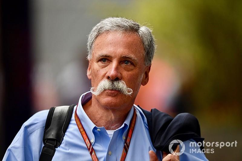 Carey: F1 promoters criticism