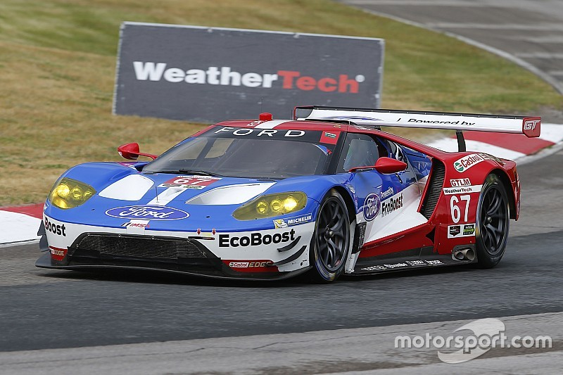 Ford Gt Earns Third Straight Gtlm Win With Briscoe Westbrook