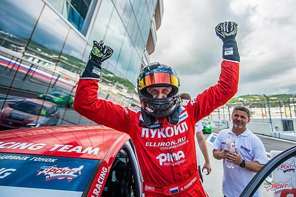 Russia, Karamyshev conquista il primo successo in Gara 2 a Sochi
