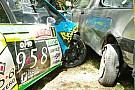 Tassone non sarà al via del Rallye Sanremo 2016: la sua 208 è K.O.