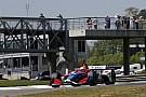 IndyCar Em 12º, Leist sai feliz com melhor corrida do ano