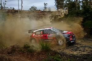 WRC Réactions Une petite erreur assez coûteuse pour Meeke