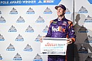 NASCAR Cup Hamlin snags pole from Truex in dramatic qualifying session