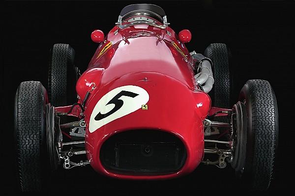 Les F1 mythiques de Ferrari - La 500, chasseuse de records