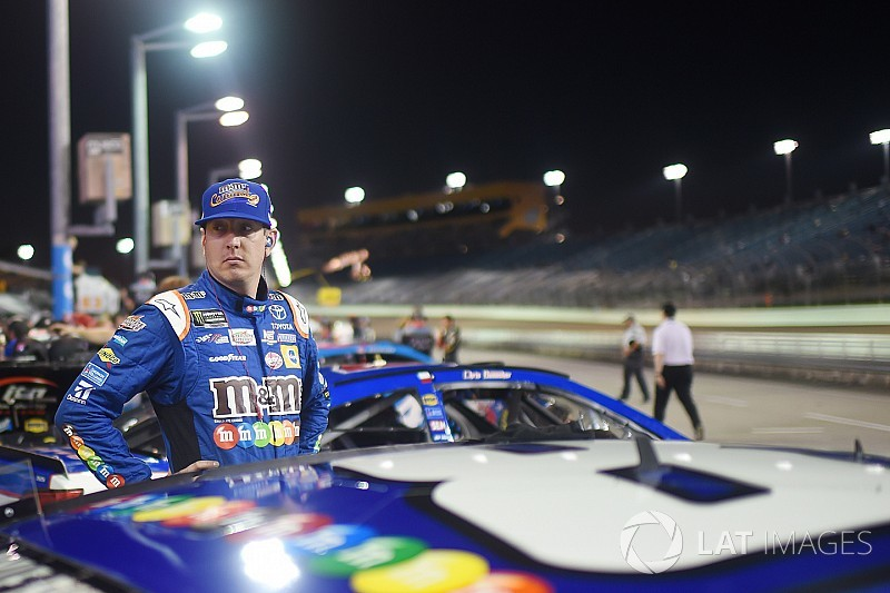 """Kyle Busch calls NASCAR's marketing push of young drivers """"stupid"""""""