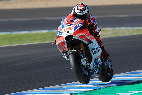 Ducati pede para Lorenzo