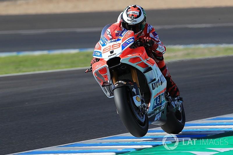 """Pirro: """"Lorenzo snel genoeg om te winnen"""""""