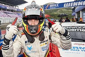 WTCC Noticias Esteban Guerrieri piloto oficial Honda para el WTCC de Japón