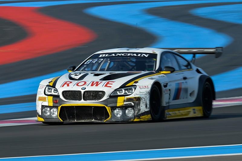Marco Wittmann sarà al via della 24 Ore di Spa con il team Rowe Racing BMW