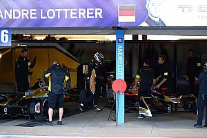 Formel E News Schnelle Autowechsel: Lotterer befürchtet weitere Verletzte