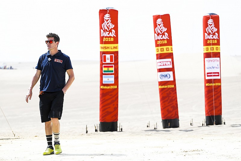 """Dakar, Coma tranquillizza tutti: """"Non metteremo a rischio la gara"""""""