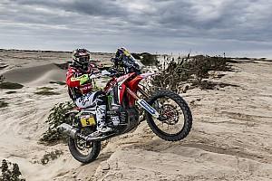 Dakar Relato de estágio Barreda vence 7º estágio e van Beveren retoma liderança
