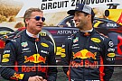Forma-1 Az év táncos jelenetével állt elő Ricciardo és Coulthard