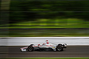 IndyCar Breaking news Power on Indy: Sliding cars make
