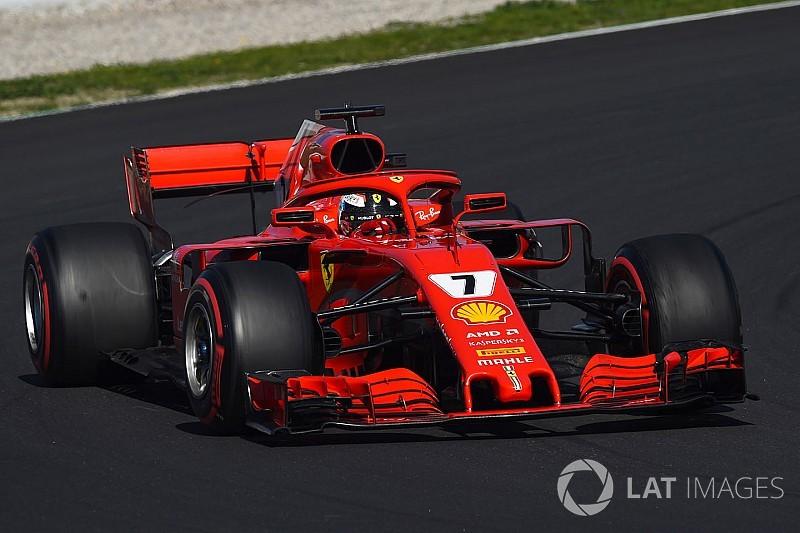 2. Barcelona testleri 4. gün: Raikkonen lider kapattı, Alonso ikinci