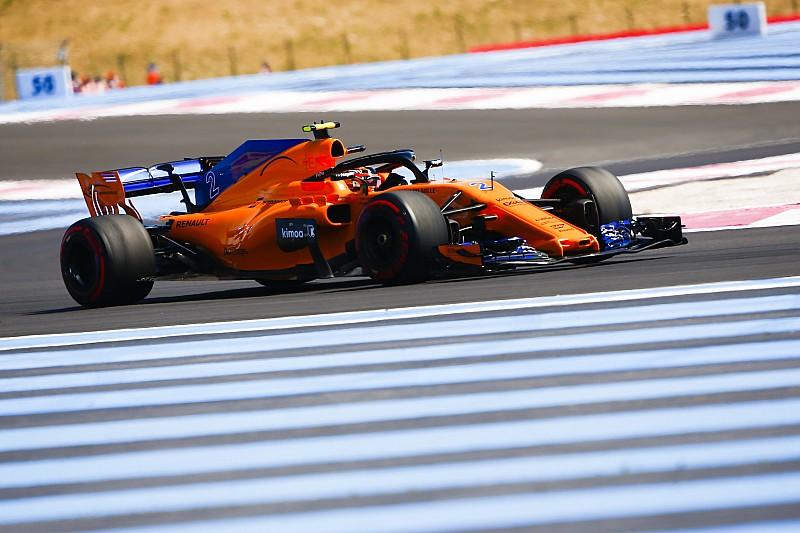 Онлайн. Гран При Франции: третья тренировка