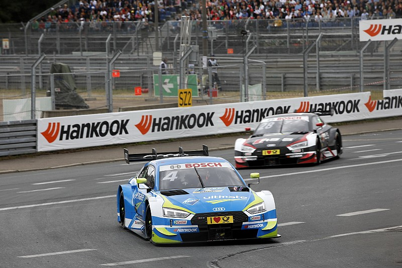 """Frijns: """"Races goed, nog niet comfortabel in kwalificaties"""""""