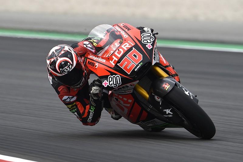 Quartararo rimette la Speed Up in pole a sorpresa a Barcellona, Bagnaia è quarto