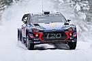 WRC Ралі Швеція: диво-тріо Hyundai