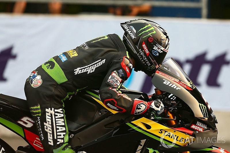 """Yamaha, Zarco diventa un'anomalia: """"Qui lotterei per il podio"""""""