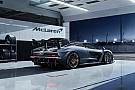 Automotive McLaren Senna new hypercar honors Ayrton Senna