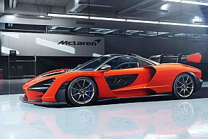 Automotivo Últimas notícias GALERIA: Veja todos os ângulos do novo McLaren Senna