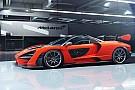 Automotive McLaren benennt Sportwagen nach Ayrton Senna