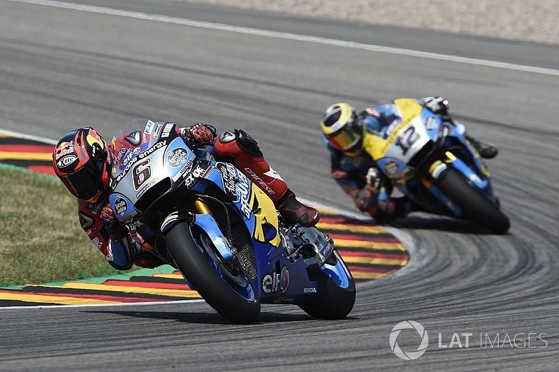 "Bradl too ""timid"" to score points on MotoGP return"