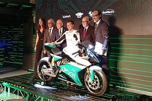 ALTRE MOTO Ultime notizie Ecco la MotoE: il mondiale elettrico delle due ruote si presenta a Roma