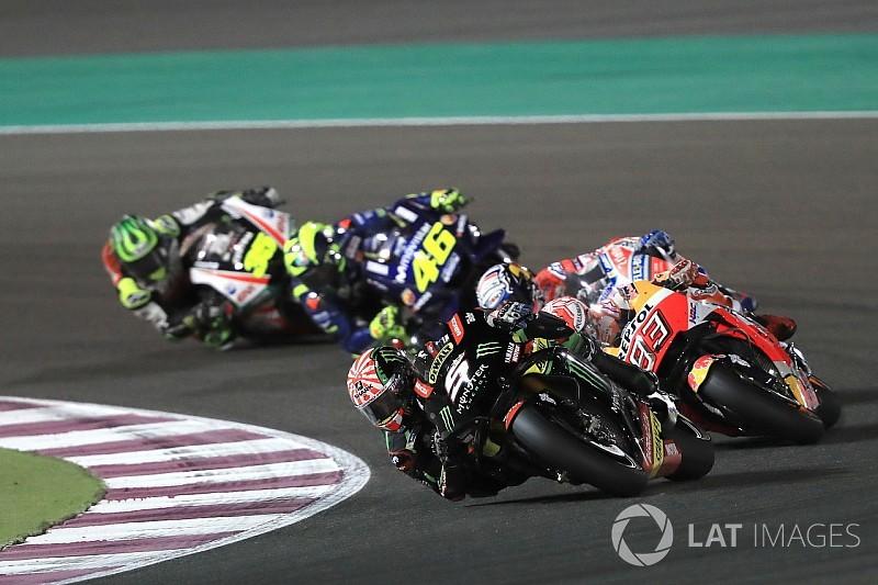 moto gp qatar 2018 resume