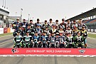 GALERI: Pembalap dan tim Moto3 2018