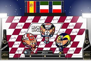 MotoGP Noticias Vídeo: el GP de Qatar 2018 de MotoGP por MiniBikers