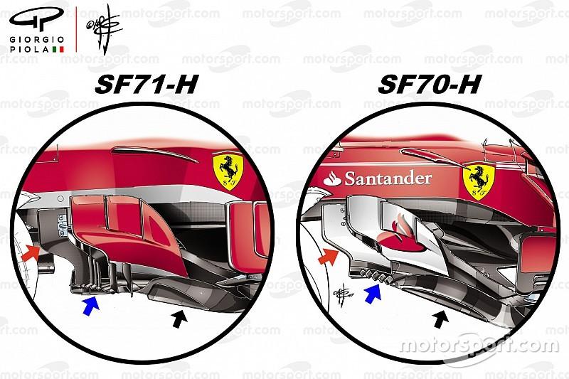 Formel-1-Technik: Wie Ferrari die Australien-Probleme kuriert hat