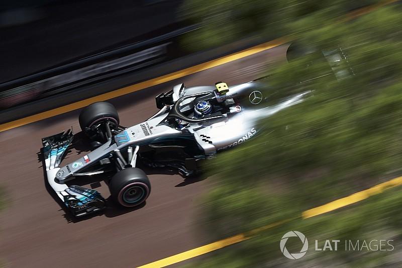 Bottas aggódik, hiszen a Mercedes gyenge a hiperlágyakon
