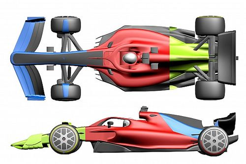 Are F1 2021's targets for downforce in dirty air achievable?