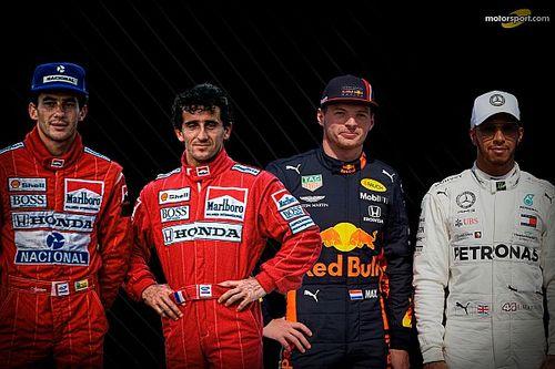 "Ralf Schumacher: ""Hamilton y Verstappen me recuerdan a Senna y Prost"""