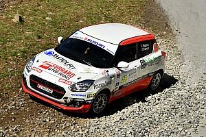 Suzuki Rally Cup al Ciocco: la prima di Fabio Poggio e Valentina Briano