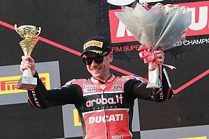 Bautista: 6 courses en Superbike et 6 victoires!