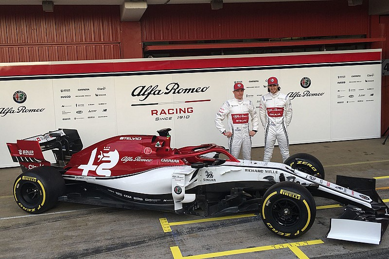 アルファロメオ、新車C38を公開。名門の名前がグランプリシーンに復活