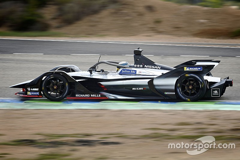 Nissan стала співвласником команди Формули Е e.dams