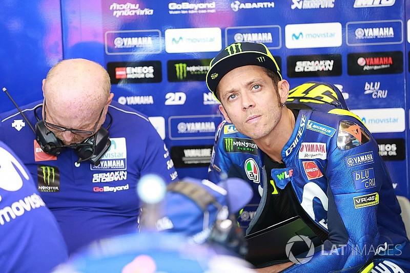 Valentino Rossi erkennt bei Vinales
