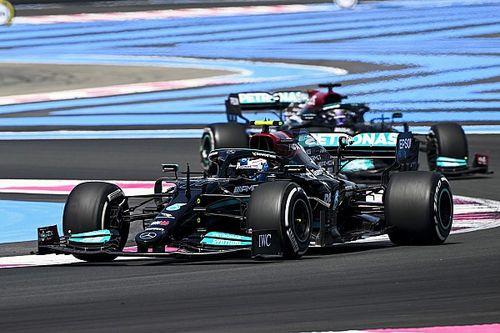 Mercedes neemt mogelijk pas na seizoen besluit over tweede zitje