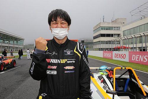 元F3000&GTドライバー山本勝巳が23年ぶりにレース参戦!「最初は『怖い!』と思ったけど楽しめた」