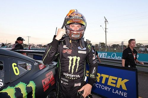Townsville Supercars: Waters wins action-packed opener